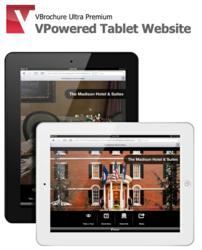 VFM Leonardo VPowered Tablet Website for Hotels