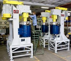 specially configured grinding mills