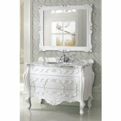 legion furniture antiqe bathroom vanity wb19665 in white
