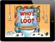 Who's In The Loo? iPad Screenshot - Home