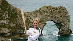 Day 56: Olympic Flame to visit Chesil Beach and Durdle Door on its journey from Portland Bill to Bournemouth