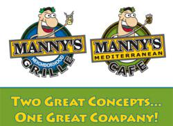 Manny's Neighborhood Grille & Manny's Mediterranean Cafe