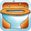 Who's in the Loo? app icon