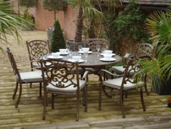 Casino Aluminium Garden Furniture