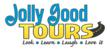 England tours & Ireland tours are fun with Jolly Good Tours.