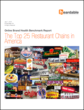Top Restaurant Chains in America by Heardable