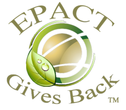 EPAct Gives Back Logo