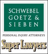 Schwebel, Goetz & Sieben Personal Injury Attorneys Earn Super Lawyers Status