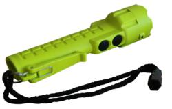 Chemical Resistant and Impact Resistant LED Flashlight for Hazadrous Areas