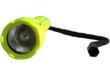 Intrinsically safe spotlight flood light combination flashlight