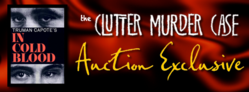 Clutter Murder Case Archive Auction