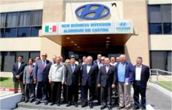 Hyundai, mexico manufacturing, automotive industry