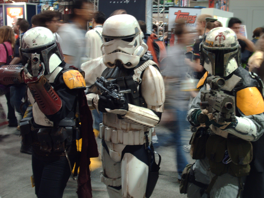 The Best Cosplay From NY Comic Con 2016