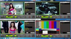 SDI VANC multiviewer multi-screen video CALM Act LKFS Closed Captioning Broadcast Flag AFD