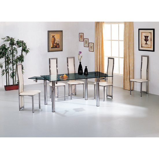 Furnitureinfashion is the market leader in dining room for Dining room tables the range