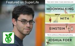Science writer Joshua Foer