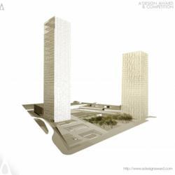 High-Rise Structures: Porto Rio De Janeiro by Paula Werneck Arquitetura