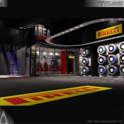 Pirelli Tyres Shopping Experience by Alessandro Luciani