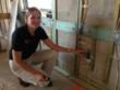 "Construction Manager Meredith Rogers Points Out ""Green"" insulation"