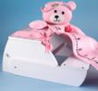 One Step Up baby girl step stool