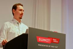 John Matthew Holt Presentation at Red Hat Summit