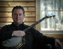 Jens Kruger With His Signature Deering Model Banjo
