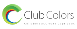 Club Colors Logo and Tagline
