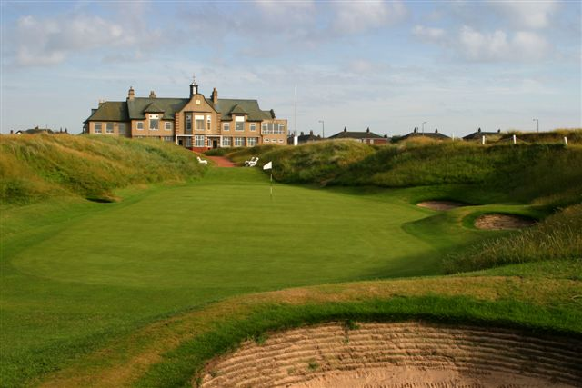 Scottish Open Golf Royal Lytham Prepares For Open Championship