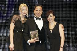Jason Holt wins UK Jewellery Award 2012
