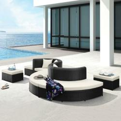 Ipanema Patio Furniture Set From Zuo
