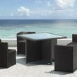 Turtle Beach Table Set From Zuo 701148