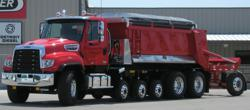 Silent Drive, Lift Axles, Air suspension system, Radius Steel, Steel Fabrication