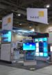 SAGE Tradeshow Display by nParallel