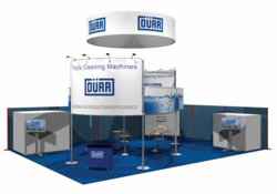 Durr Ecoclean welcomes attendees at this year's IMTS in Chicago (booth E-5267)