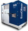 Green Degreasing™ with the EcoCBase P2, ideal for the removal of oils, greases, emulsions and chips, on display at IMTS