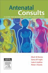 Antenatal Consults medical textbook