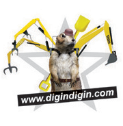 Mobile APP designs of Digindigin.Com