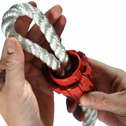 Super Rope Cinch Secures Boats, Cargo, Personal Watercraft, Luggage and more