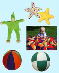 Pure Play Kids launches 4 Organic Stuffed Baby Toys