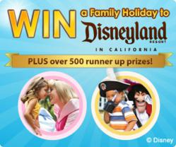 Huggies-Disneyland
