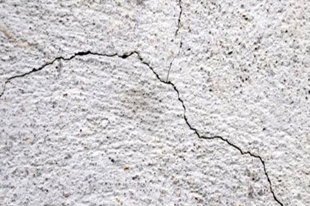 normal foundation shrinkage cracks foundations often have cracks even