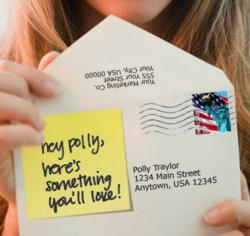 Personalized Direct Mail