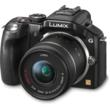 Panasonic G5 Digital Camera with Lumix G Vario 14-42mm Lens  B&H Photo Video