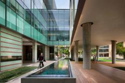 LEED Gold Rated Physics Laboratory at Rice University