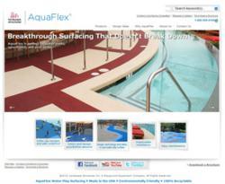 AquaFlex® water play surfaces