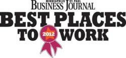 Business Journal Best Places to Work 2012