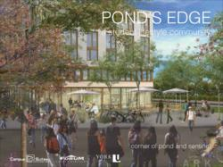 Ponds Edge at York University