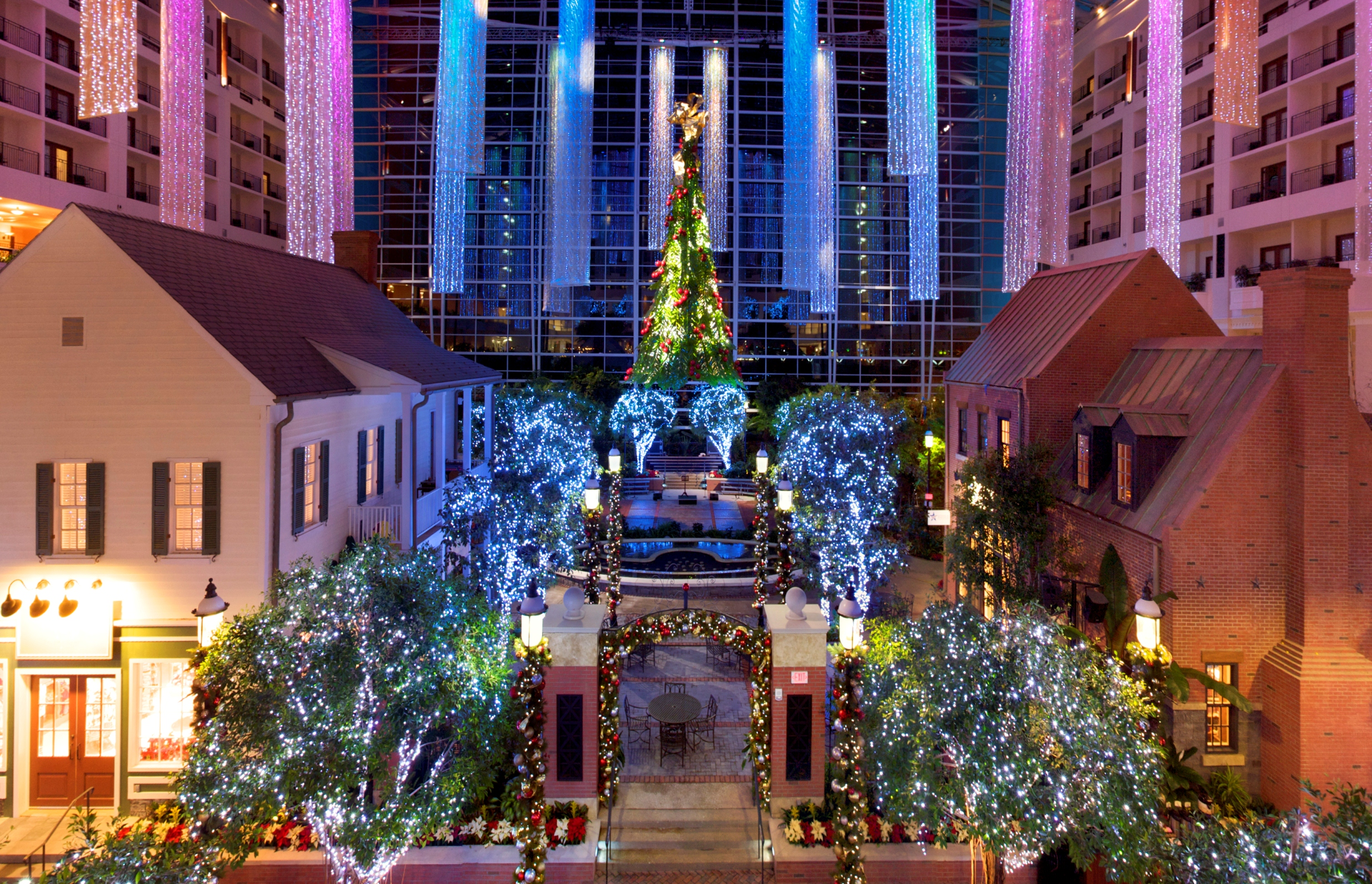 Opryland Christmas.1000 Images About Nashvilletn On Pinterest Nashville Hotels