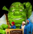 ICE! Attraction Featuring DreamWorks'  Shrek the Halls