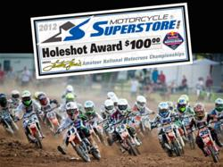 Holeshot Awards for the 2012 Red Bull AMA Amateur National Motocross Championship